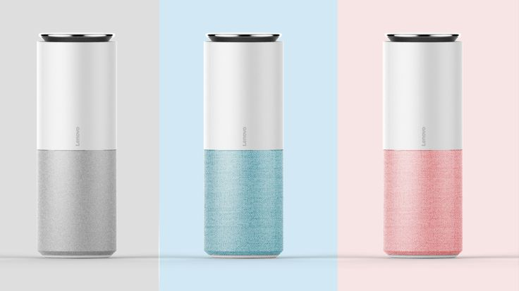 Lenovo makes its own Amazon Echo that looks better and costs less