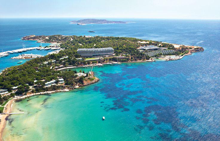 Astir Palace Resort - Η ιδιωτική πευκόφυτη χερσόνησος, ένα µοναδικό φυσικό ντεκόρ για κάθε είδους εκδηλώσεις