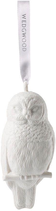 Wedgwood - Owl Tree Decoration