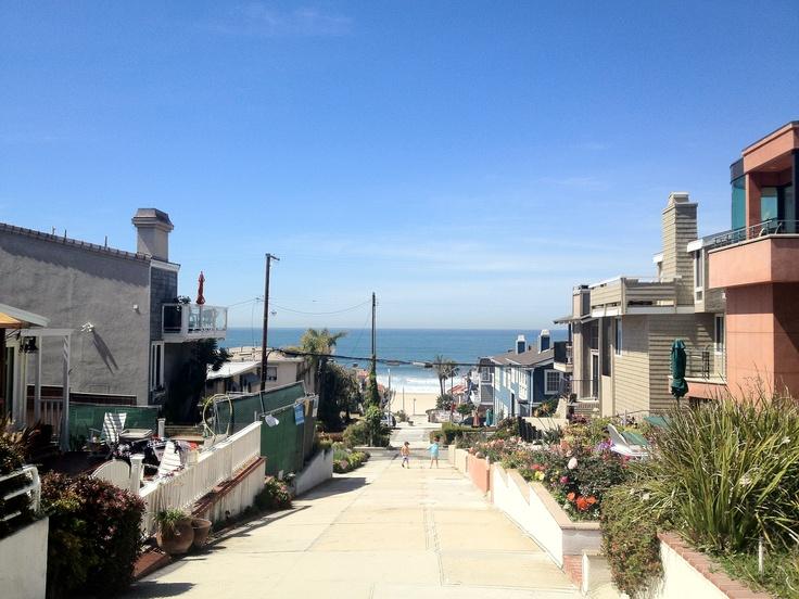 Manhattan beach california manhattan beach childhood for Rock n fish manhattan beach