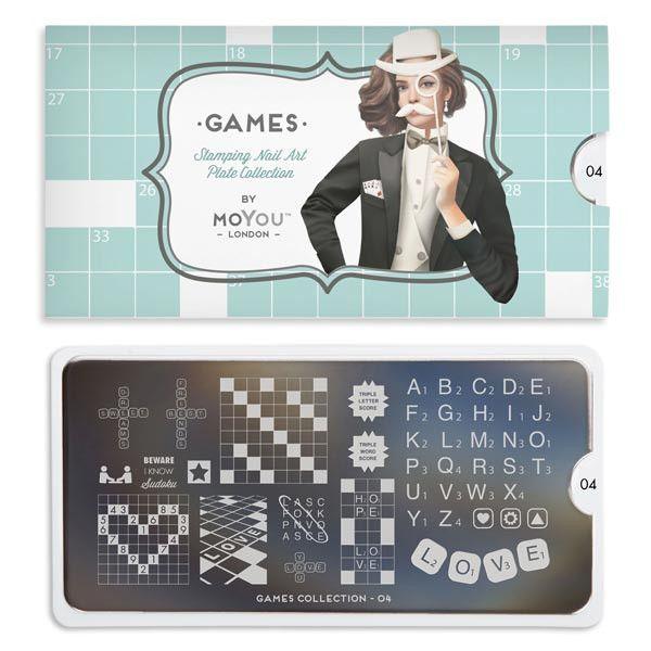 Games 04 | MoYou London