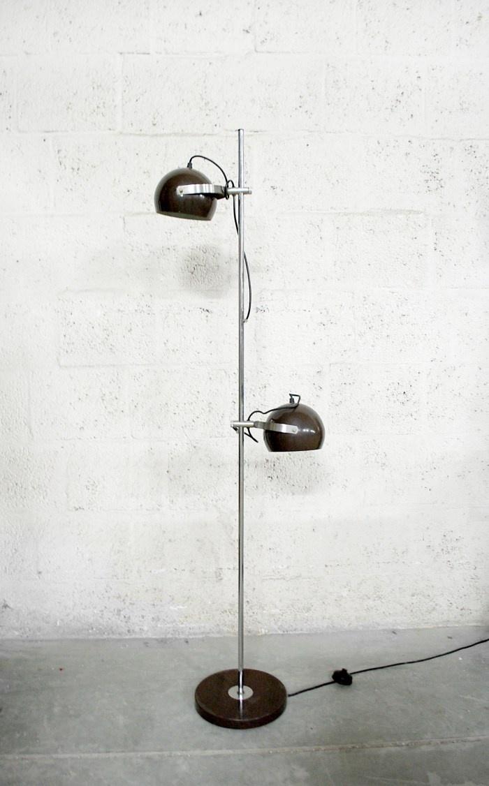 Meer dan 1000 afbeeldingen over vintage design lighting op pinterest - Bruine panton ...