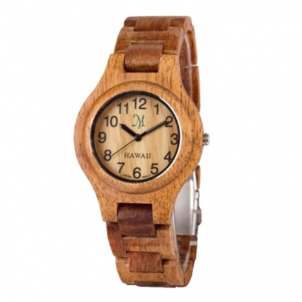 Koa wood watch...saw these in Hawaii and loved them!: Wood Watches Saw, Sweet Watches, Koa Trees, Wooden Watches, Koa Wood, Wood Bracelet, Hands Crafts, Koa Watches, Trees Unique