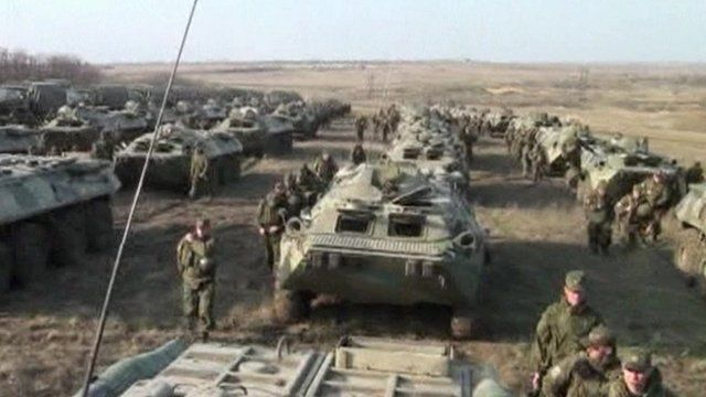 Ukraine and Russia-current event