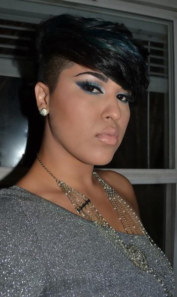 FierceHaircuts, Nude Lipsticks, Eye Makeup, Colors, Hair Cut, Hair Makeup, Hair Style, Eyebrows, Cute Hairstyles