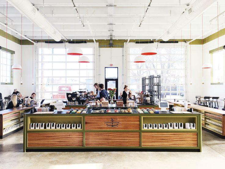 Barista Parlor    Germantown  More Nashville caffeine stops. #Coffee #Nashville