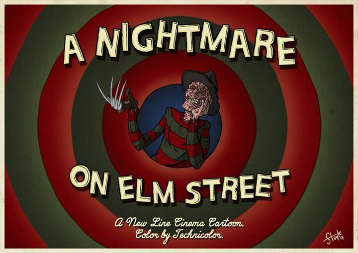 Nightmare On Elm St Quotes: 28 Best Images About 1,2 Freddy's Coming For You On