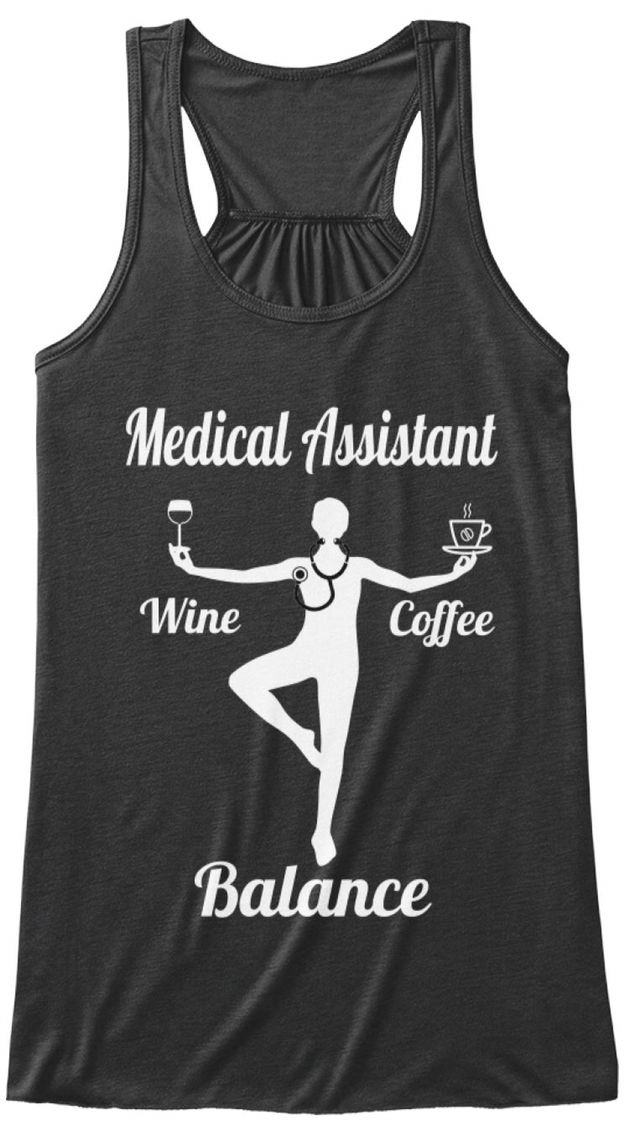 Wine coffee balancing act should be in the job description - social worker job description