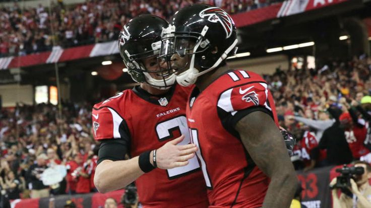 2017 Fantasy Football Draft Prep: Julio Jones, Matt Ryan, and historic Falcons' offense returns