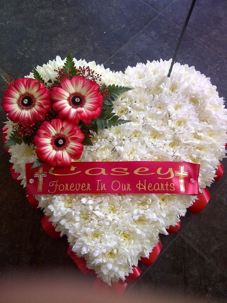 Completely new 26 best Memorial Funeral Ribbon images on Pinterest | Funeral  NV67