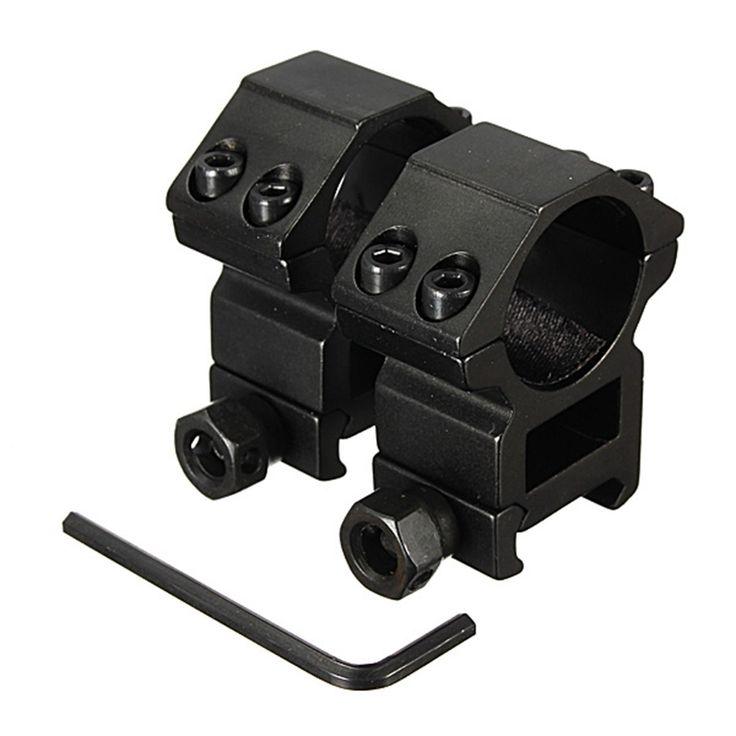 $3.69 (Buy here: https://alitems.com/g/1e8d114494ebda23ff8b16525dc3e8/?i=5&ulp=https%3A%2F%2Fwww.aliexpress.com%2Fitem%2F2pcs-lot-25-4mm-Scope-Ring-High-Profile-Fit-for-20mm-Picatinny-Weaver-Rail-Mount-Flashlight%2F32573797193.html ) 2pcs/lot 25.4mm Scope Ring High Profile Fit for 20mm Picatinny Weaver Rail Mount Flashlight Mounts Hunting Accessories for just $3.69