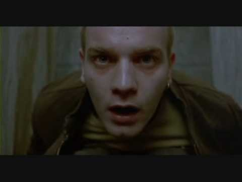 Underworld - Born Slippy from the Trainspotting soundtrack  #film, music