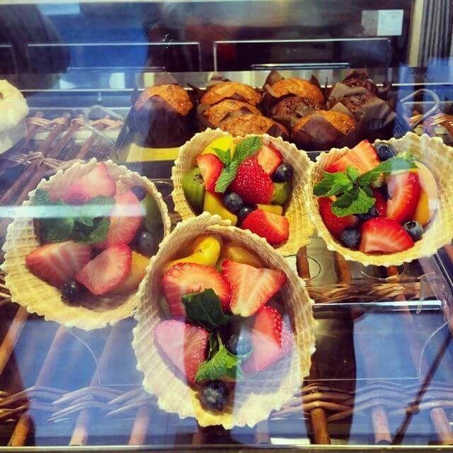 Coni di frutta #nuovapassion