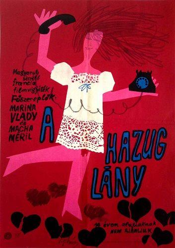 Nándor Szilvásy, Adorable Liar, 1963