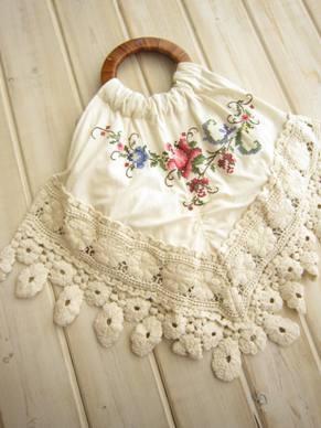 #vintage #crochet love this bag x