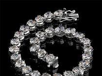 Бриллиантовый браслет. Diamond Jewelry