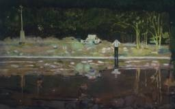 Peter Doig  Echo Lake 1998