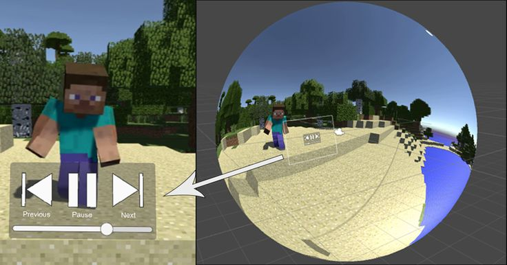 This pack adds the standard media player controls to 360 video and is built to work with VR and gaze input.  Video Players Supported: - Easy Movie Texture - Unity 5.6 Video Player component  Video Formats Supported - Monoscopic 360 video - Stereoscopic 360 video (Over-under layout, left eye on top and the right eye on the bottom)  Media Player Buttons Included: - Play / Pause - Next / Previous - Seek bar (time scrubber) - Return to Video Wall  A 'Video Wall' / 'Vide...