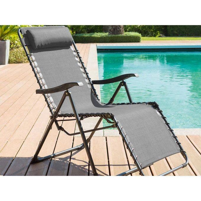 fauteuil de jardin relax silos