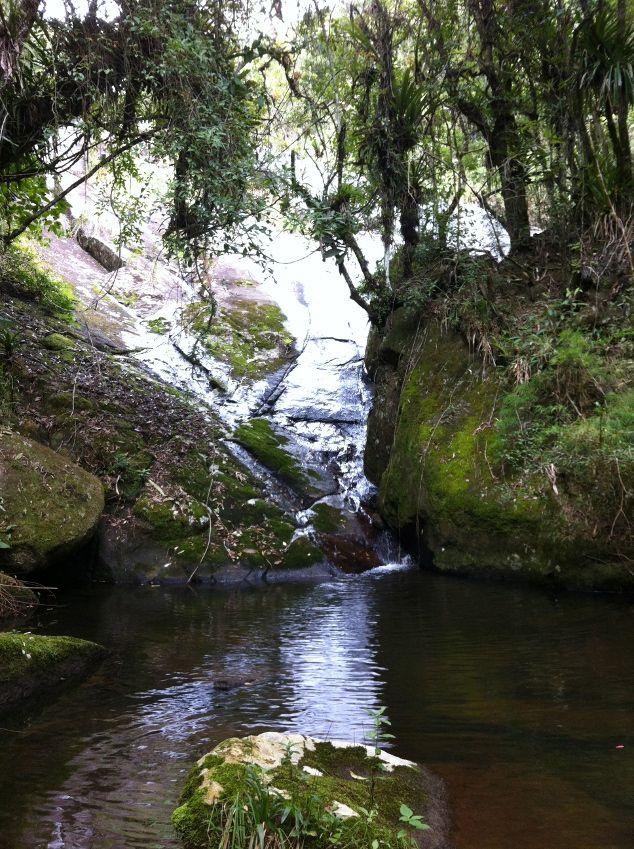 Detalhe de cachoeira em Cunha   Tina Magalhães