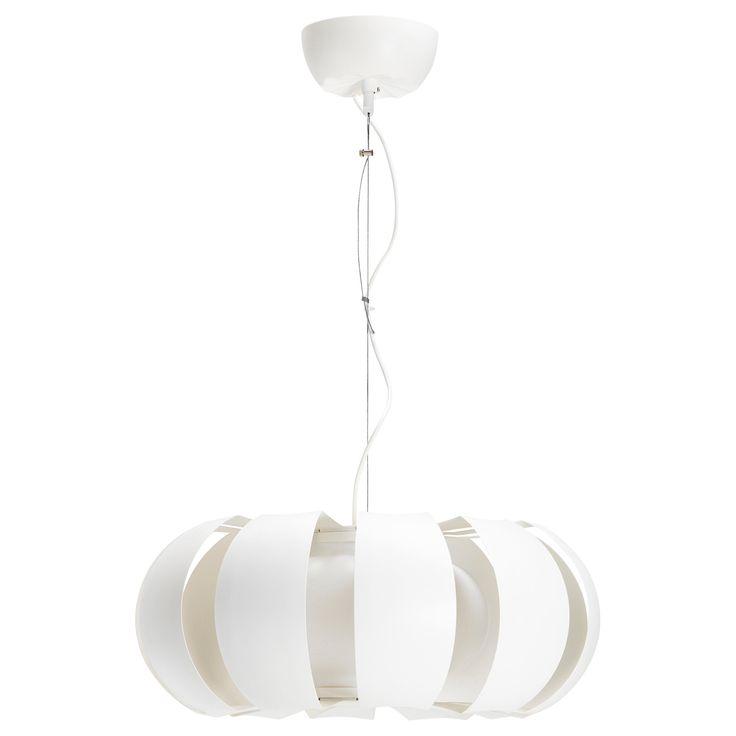 Ikea STOCKHOLM Pendant Lamp White