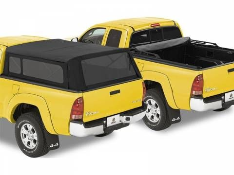 SuperTop pickup truck bed soft fabric tops. These soft pickup truck bed canopies are built with the same core characteristics as the original SuperTop® for Jeep®. SuperTop® truck toppers provides high-quality, durability, easy collapsibility, and unique styling. These truck toppers take truck bed coverage and storage to a new level by offering a sturdy, adaptable and cost effective truck top alternative.