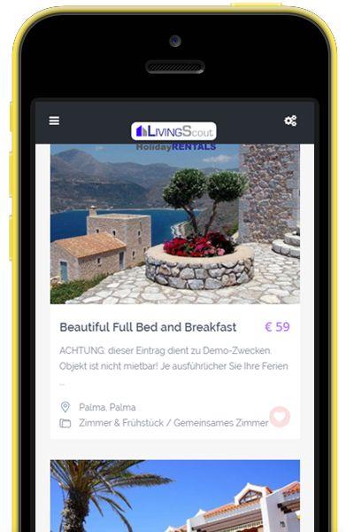 LivingScout Rentals – Wo Dein Urlaub wohnt!