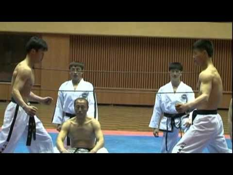 Incredible Ultimate N Korean Taekwondo 태권도.flv