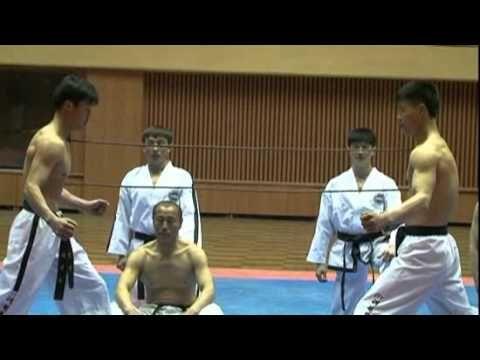 Future old injured and insane people  Incredible Ultimate N Korean Taekwondo 태권도.flv