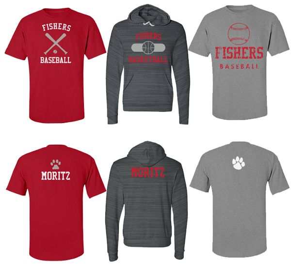 You can design individual or team sportswear or spirt wear in no time at all using this easy method.  Check it out!