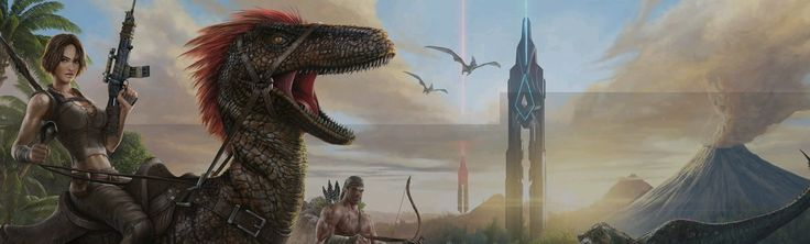 CraftAndSurvive provide the very best quality ARK Server Hosting. Buy a server an ARK Server today and you will love every moment.
