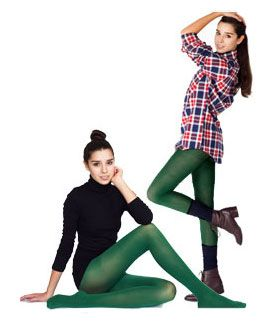 Fashion Police Ruling: Leggings Are Not Pants, and Tights Are Not Leggings