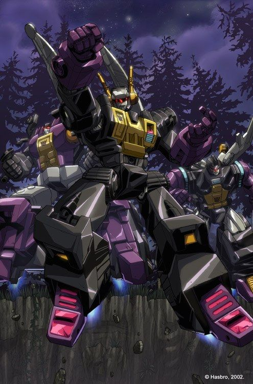The Insecticons