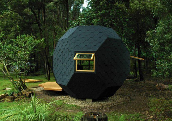 Poliedro Habitable by Manuel Villa