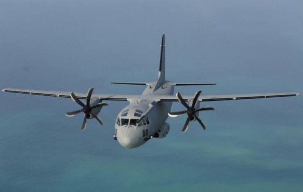 "Military and Commercial Technology: ""The C-27J, Turkey Service Ready"" special report"