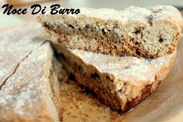 Crostata noci ed albicocche secche, ricetta Noce Di Burro