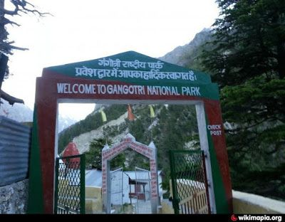 Uttarakhand posts: gangotri National Park & Govind National Park