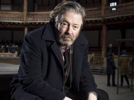 Roger Allam: Lear in Waiting. An interview in The Independent. This picture is stunning. Always with the cocked eyebrow. :) Click through for interview.