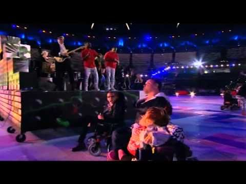 Video: See Stephen Hawking Perform With Orbital at Paralympics Opener | Underwire | Wired.com http://www.wired.com/underwire/2012/08/stephen-hawking-paralympics/  //Orbital - Where Is It Going? - Paralympics  ホーキング博士オンステージ:パラリンピック開会式動画 http://wired.jp/2012/09/03/stephen-hawking-paralympics/ via @wired_jp