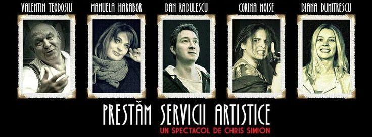Prestam Servicii Artistice