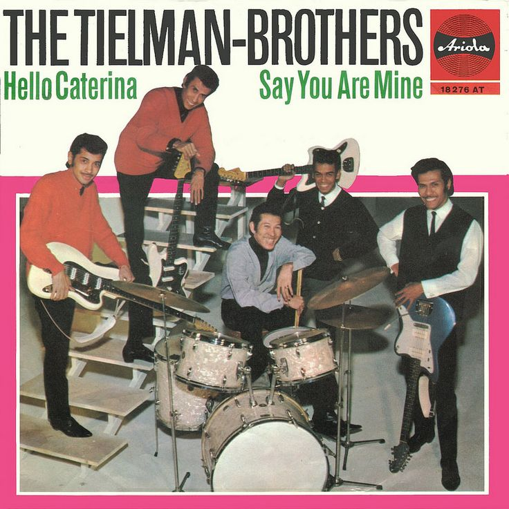The Tielman-Brothers