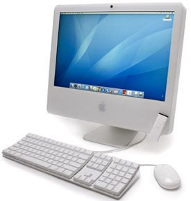 iMac G4, the first Mac I ever owned. Loved it, eventually sold it to get a new Mac, now wish I still had it!