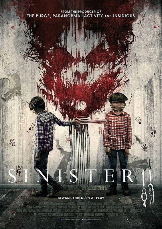 Sinister 2 Horror Movie Art Horror Posters Horror Movies