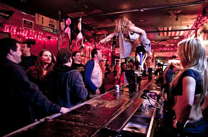 Coyote Ugly Saloon in New York, NY