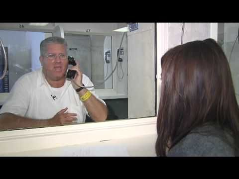 Jailhouse interview with Bernie Tiede.....I went to church with Bernie....his father Barnhart was my mother's choir director @ the Methodist church in Abilene. I used to go home with his sister after church.