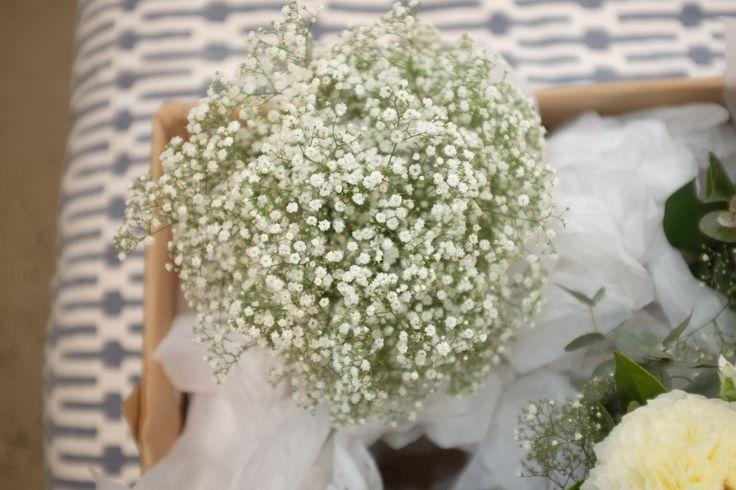 #flowers #blooms #bouquets #sprigs #babysbreath #letsdoit #wedding #greenwedding #olivewedding #pink #rosemary #olive #bouquets #realwedding #byron #byronwedding #verandahs #creativeweddings #alstonvilleflorists