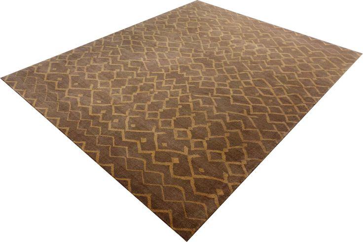 Nemoh Nomad Brown – ganz im Stile eines klassischen Berberteppichs.