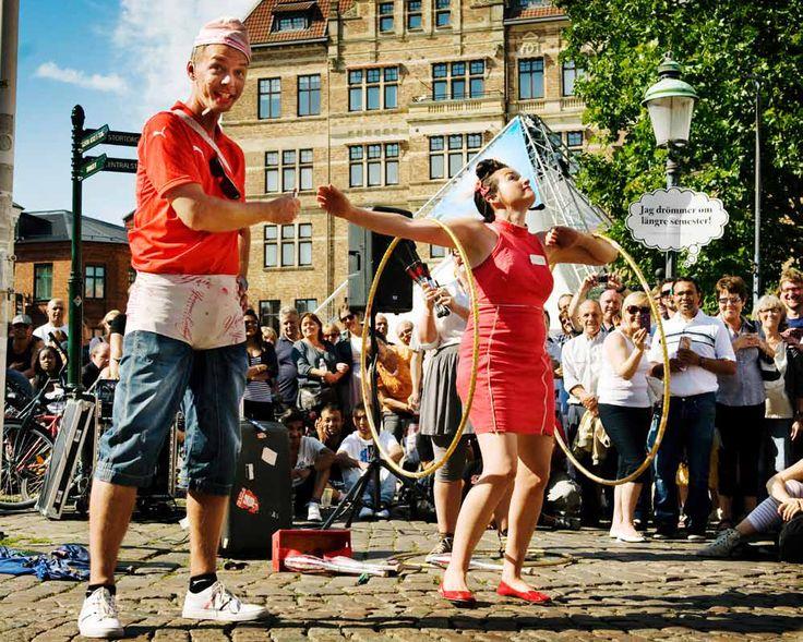 Malmöfestivalen 2016: август будет весёлым! #Malmöfestivalen #Sweden