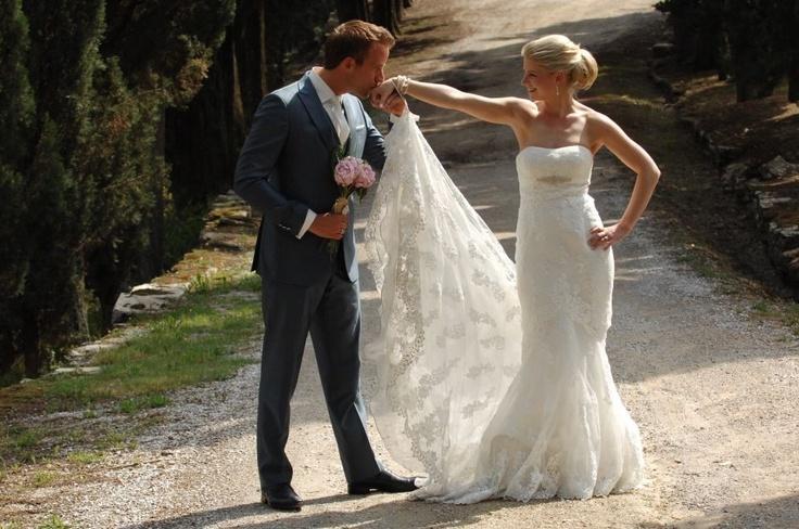Wedding Toscane