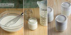 Receta de yogur griego casero paso a paso